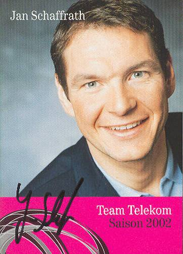 jan schaffrath radsport team telekom 2002 3 ebay. Black Bedroom Furniture Sets. Home Design Ideas